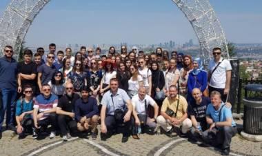 Ekskurzijom u Istanbul završeno 5. nagradno takmičenje iz Sire i 6. međunarodno takmičenje iz vjeronauke