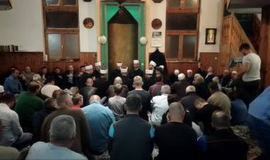 U Kaćunima upriličen mevludski program povodom 12. rebiu-l-evvela