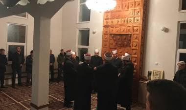Mevludski program u mesdžidu u Pezićima