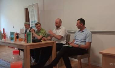 """Džemat Kaćuni: Promocija knjige """"Ljudi Zajednice"""""""