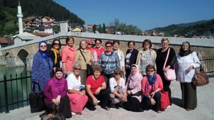 Asocijacija žena: Izlet u Konjic