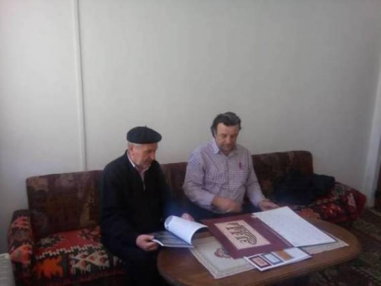 Sastanak gl. imama Ferid ef. Huseinbašića i šejha dr. Čazima Hadžimejlića