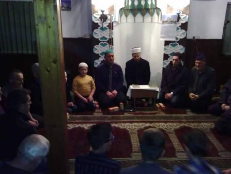 Džemat Putiš: Proučen mevlud u Merdanima