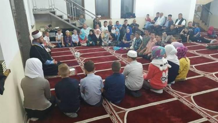 Hatme i svečanost u povodu završetka mektebske nastave