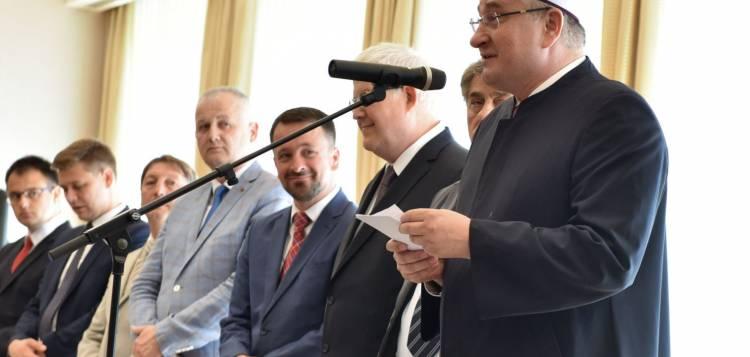 Večernji list uvrstio muftiju dr. Aziz ef. Hasanovića među 100 najuticajnijih osoba u Hrvatskoj