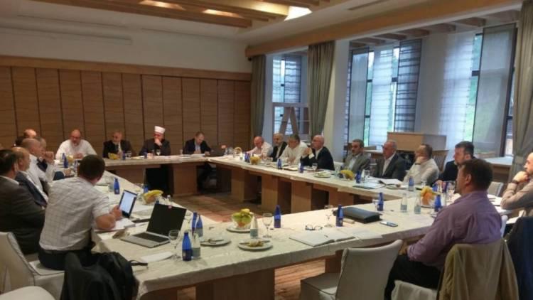 Savjetovanje i sjednica Vijeća muftija