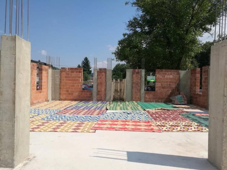 U džematu Kaćuni svečanost povodom početka radova na izgradnji nove džamije
