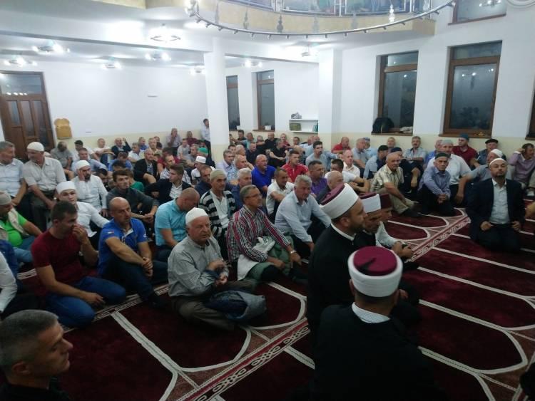 Mevlud uoči otvorenja džamije u džematu Bukovci