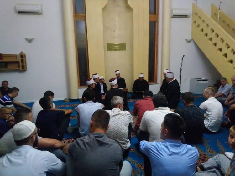 U Sulejman-begovoj džamiji u Busovači svećano dočekana Nova hidžretska godina